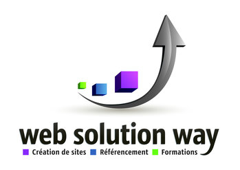 logo web solution way