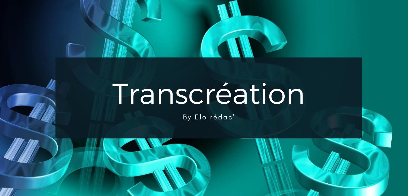 Transcréation - Elo rédac' - rédaction de contenu web SEO Dijon