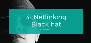 #3. Le black hat ou stratégie de liens non autorisée