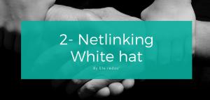 #2. Le white hat ou stratégie de liens autorisée