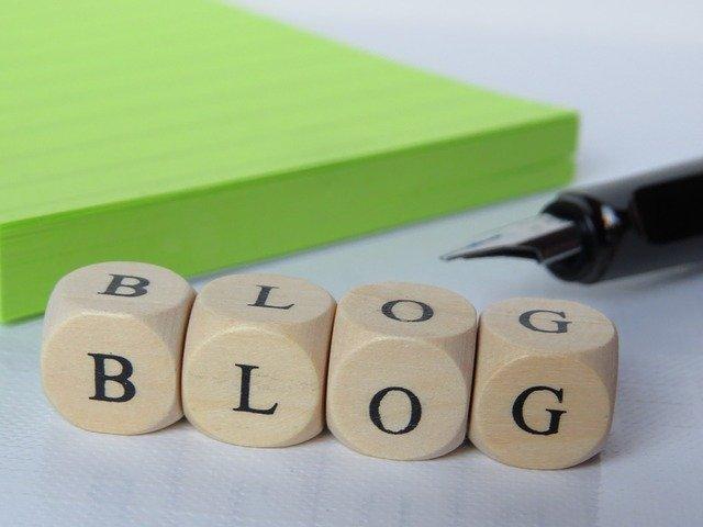 Mise en place de blog